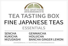 Grüner Tee Tee-Geschenke Aromatisierter Tee Tea and more