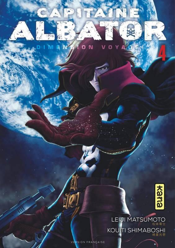 Capitain Albator-Dimension