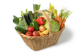 Frisches & Tiefgefrorenes Gemüse Geschenkboxen & -dosen Letzebuerger Geméis