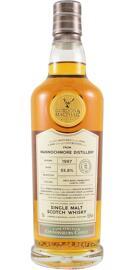 Whiskey WHISKY Mannochmore
