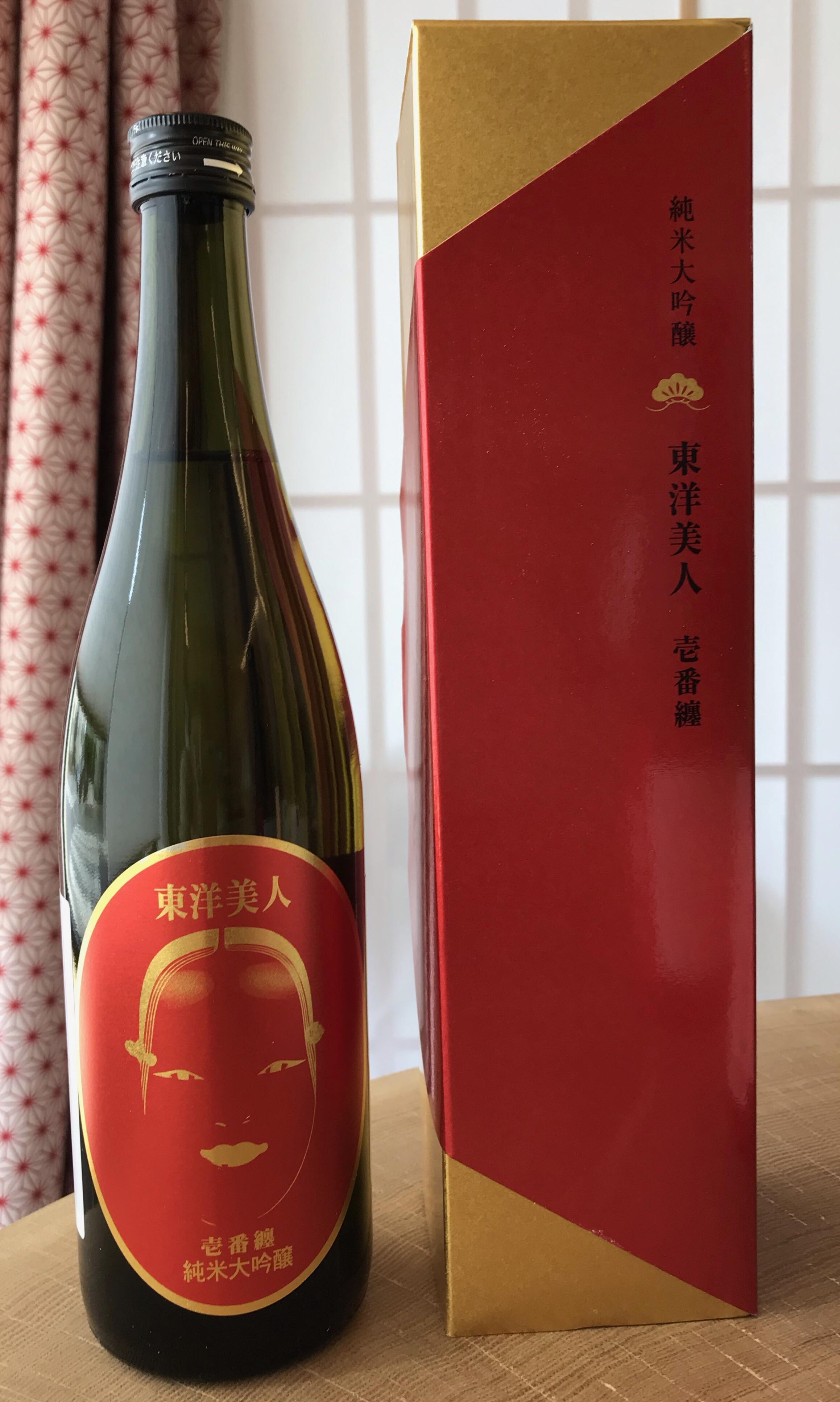 Sake TOYO BIJIN Ichiban Matoi Junmai Daiginjo 720ml Alc.16%