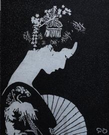 Poster & Bildende Kunst Kunst Gugu KIM
