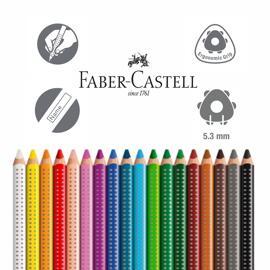 Crayons de dessin Faber-Castell