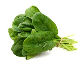 Frisches & Tiefgefrorenes Gemüse Spinat Letzebuerger Geméis