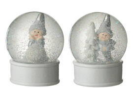Boules à neige