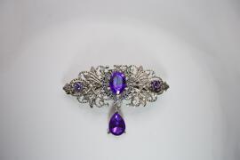 Bijoux pour le corps Barrettes à cheveux Barrettes, pinces et épingles à cheveux Lillyth Design