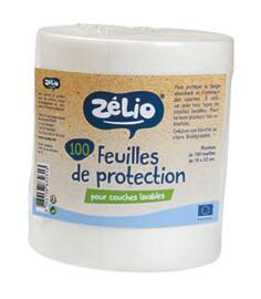 Papiers de protection pour couches Zébio