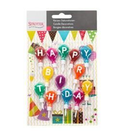 Geburtstagskerzen STÄDTER