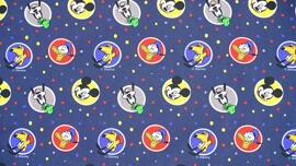 Tissu Disney by Hemmers