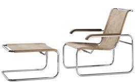 Fauteuils club, fauteuils inclinables et chauffeuses lits Thonet