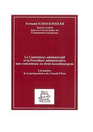 Rechtsbücher Fernand Schockweiler