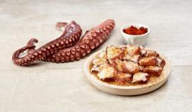 Frische(r) & tiefgefrorene(r) Fisch/Meeresfrüchte