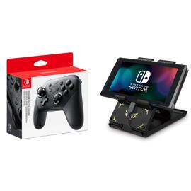 Accessoires pour consoles de jeu de salon Nintendo