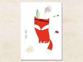 Poster & Bildende Kunst Baby & Kleinkind Green & Paper