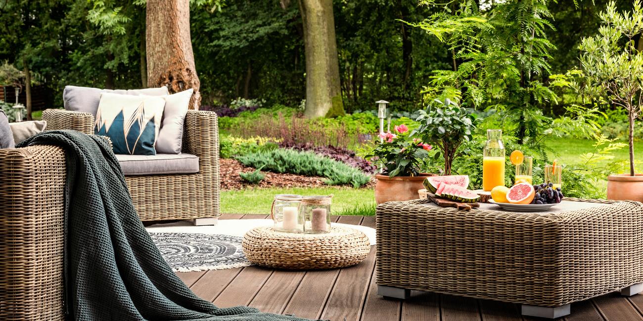 Gartenmöbel & Balkonmöbel