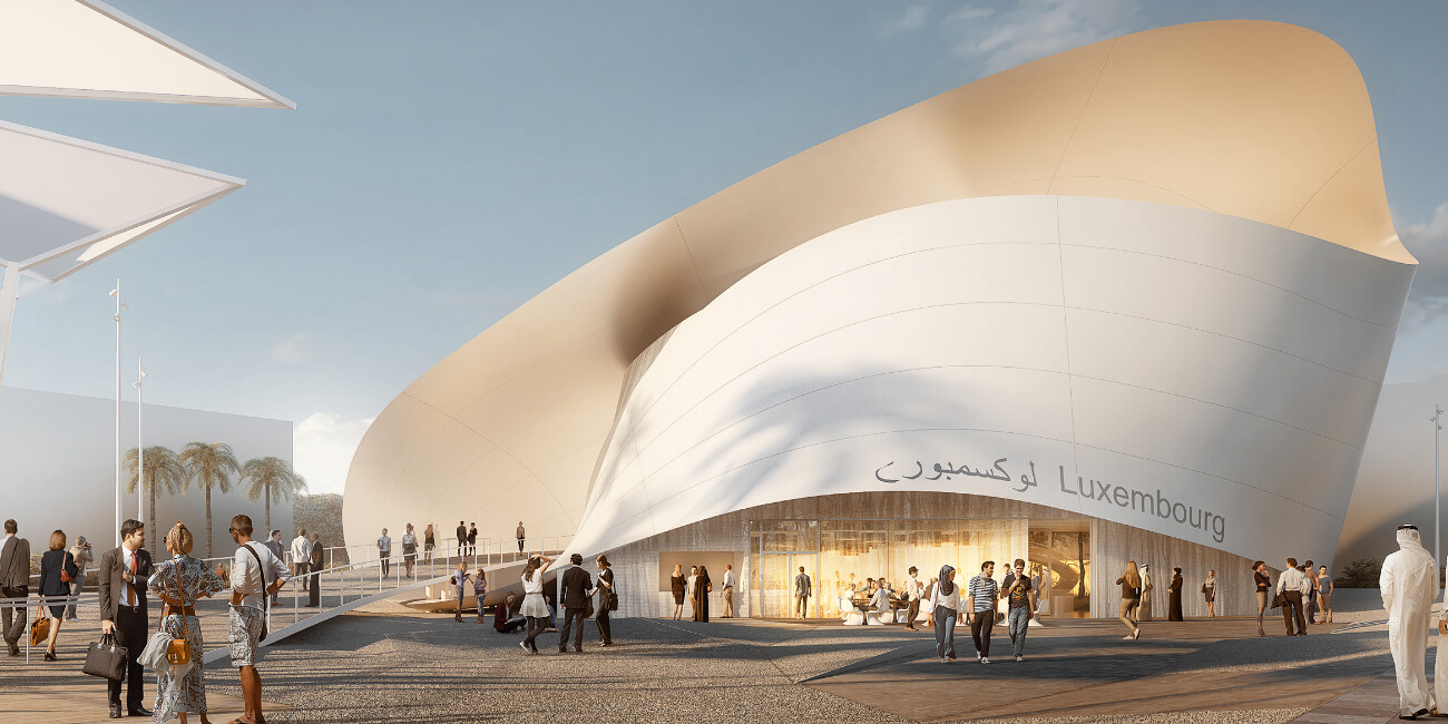 LUXEMBOURG PAVILION - EXPO 2020 DUBAI