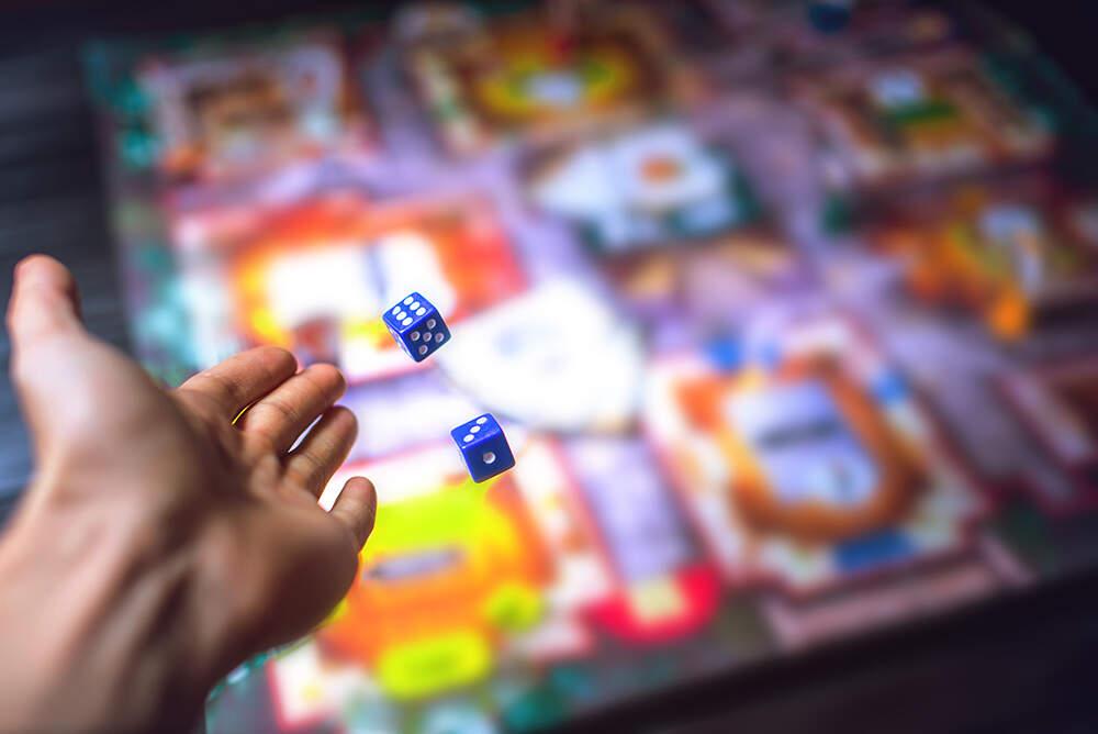 Gesellschafts- und Spielesammlung erleben