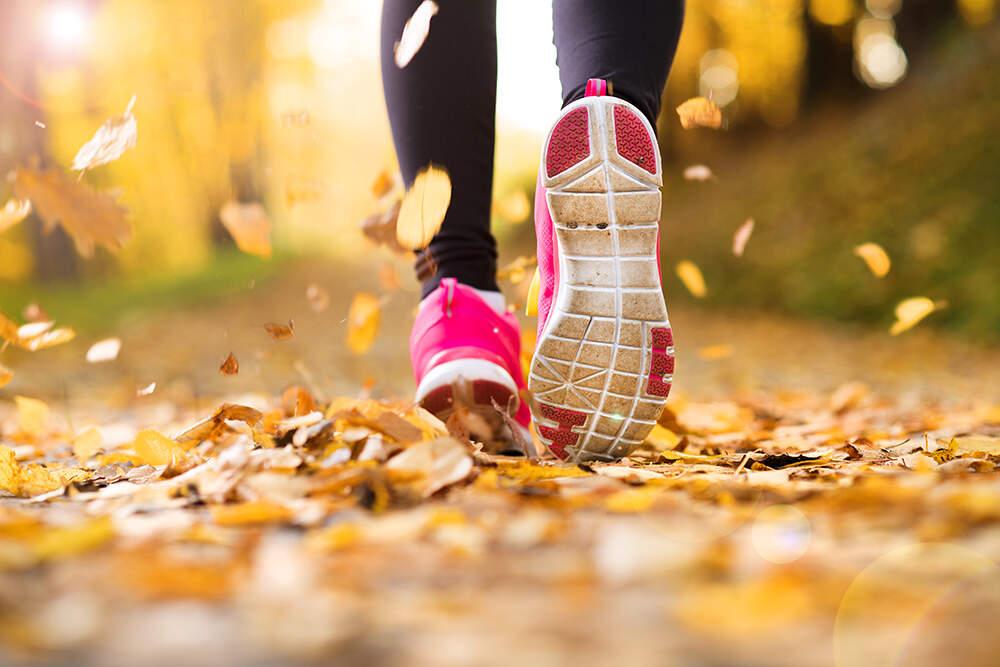 Sportlich in den Herbst starten