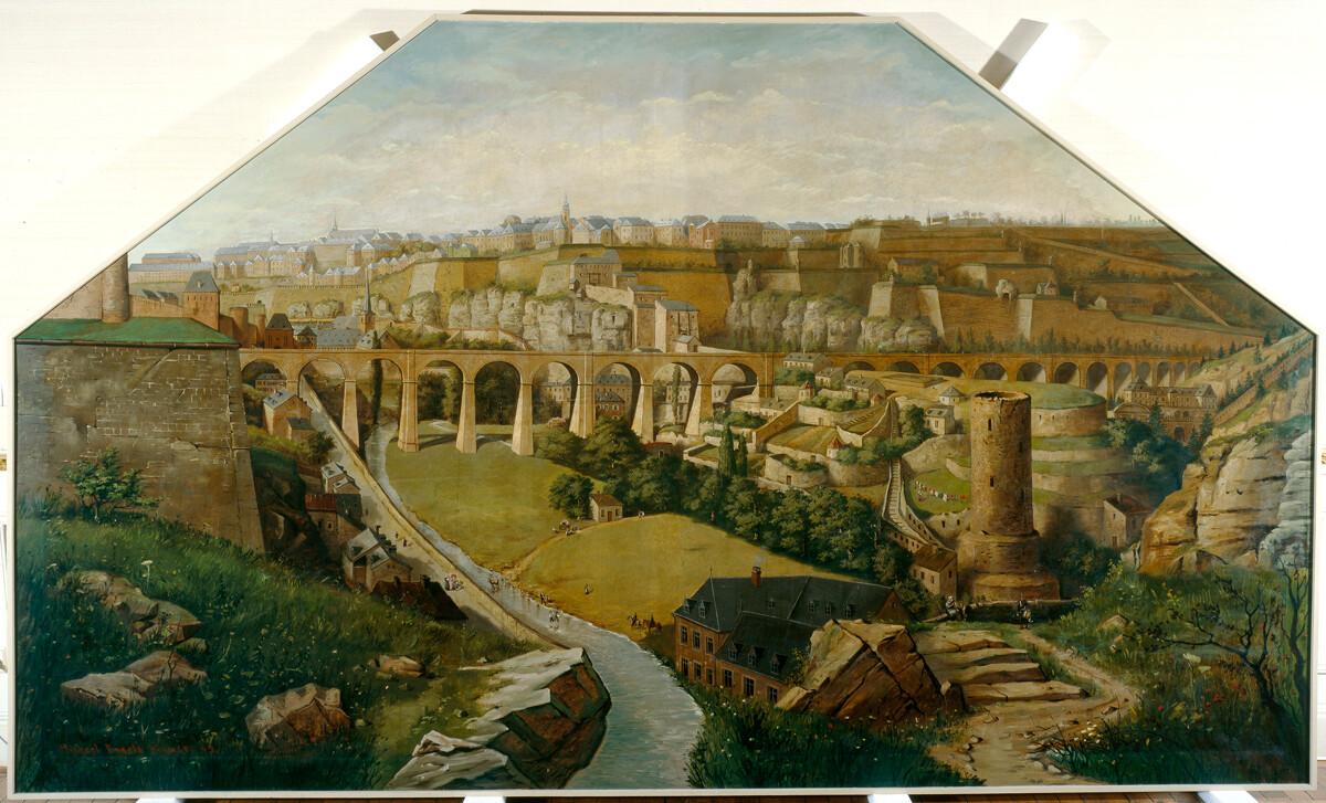 The Luxembourg Story : Plus de 1000 ans d'histoire urbaine