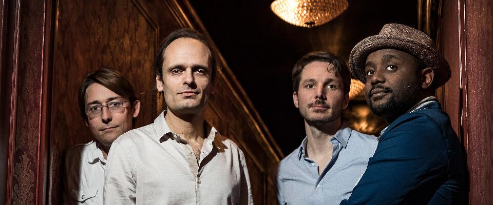 Guillaume Barraud Quartet