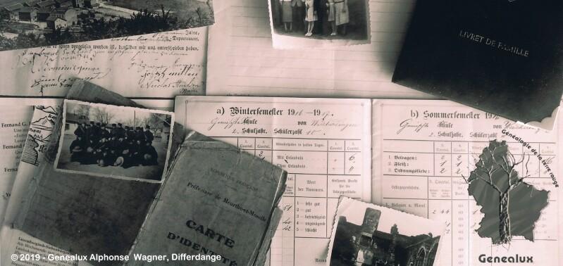 Ateliers de généalogie À la recherche de vos ancêtres