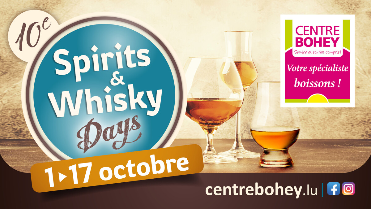 Spirits & Whisky Days 2021