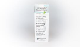 Solution pour lentilles de contact Solutions et gels conducteurs Entretien des lentilles de contact Matériel médical Hecht