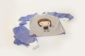 Robes pour bébé et tout-petits minimasworld,Baumwolle,Jersey