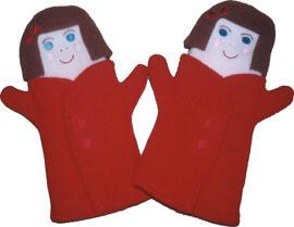 Marionetten Handschuhe & Fausthandschuhe Pouce et Compagnie