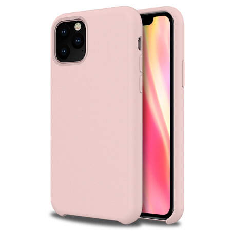 xsilicone case tpu iphone 11 rose