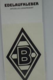 Fußball-Fanartikel Borussia Mönchengladbach