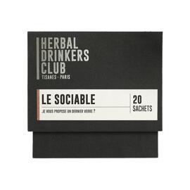 Tisane Herbal Drinkers Club
