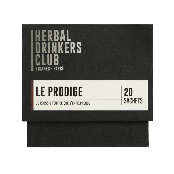 "Thé ¦ Herbal Drinkers Club (Tisanes Paris) ""Le prodige"" ¦ 20 Sachets"