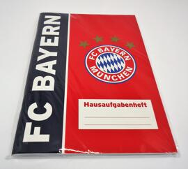 Notizbücher & Notizblöcke FC Bayern München