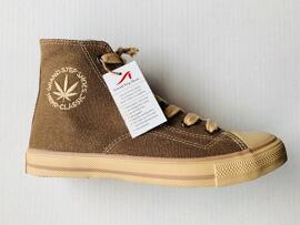 Sneaker High Eye Catchers Grand Step Shoes