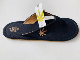 Séparateur d'orteils de bain claquettes Attrape-yeux Grand Step Shoes