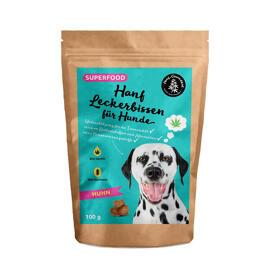 Leckerbissen für Hunde Hanf-Gesundheit