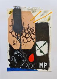 Affiches, reproductions et œuvres graphiques Martin Paaskesen