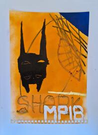 Poster & Bildende Kunst Martin Paaskesen