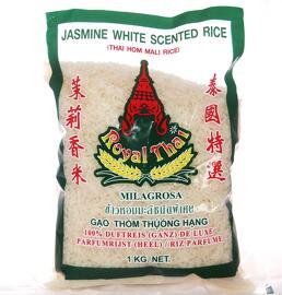 Riz Graines, riz et céréales ROYAL THAÏ