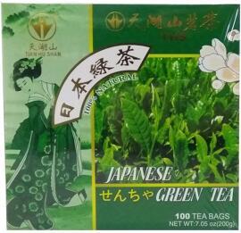 Thé vert Thé et infusions Tianhushan