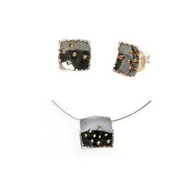 Schmucksets Ohrringe Halsketten