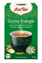 Thé vert Yogi Tea