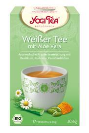 Thé blanc Yogi Tea