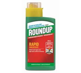Herbicides Roundup