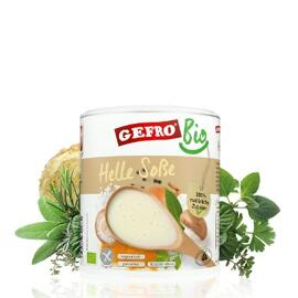 Sauces Béchamel Gefro