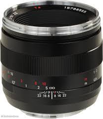 Objectifs d'appareil photo ZEISS