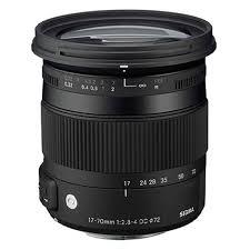 Objectifs d'appareil photo SIGMA