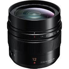 Objectifs d'appareil photo PANASONIC
