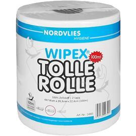 Serviettes en papier WIPEX
